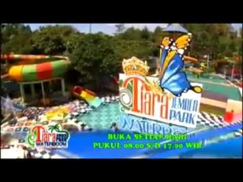 Tiara Jember Park Youtube Taman Air Kab