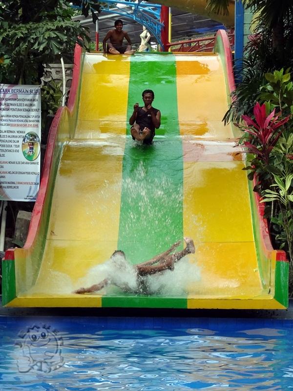Tiara Waterpark Jember Ajib Taman Air Kab
