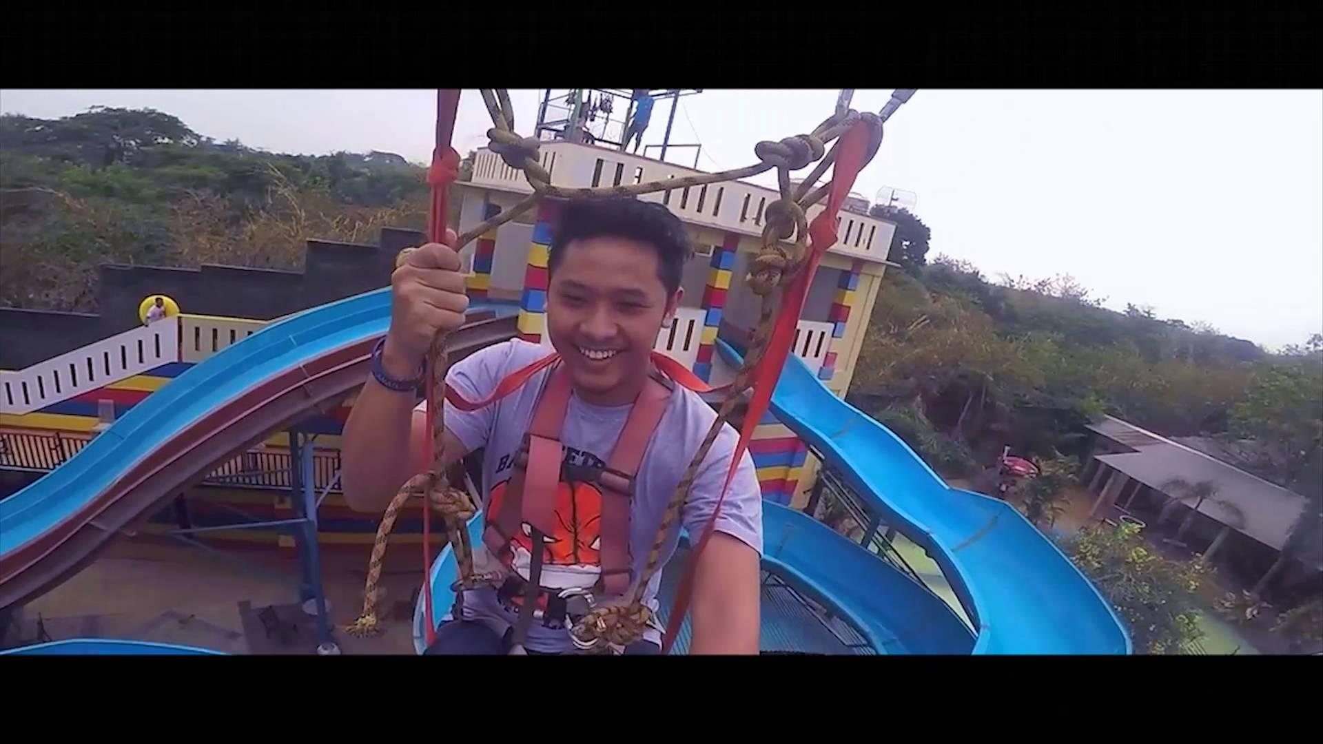Waterboom Tiara Park Jepara Youtube Taman Air Kab Jember