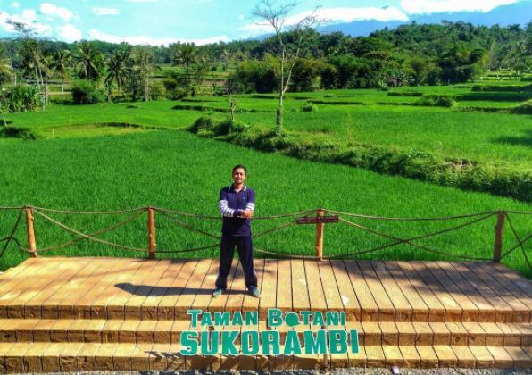 45 Tempat Wisata Terbaik Jember Sekitarnya Taman Botani Sukorambi Kab