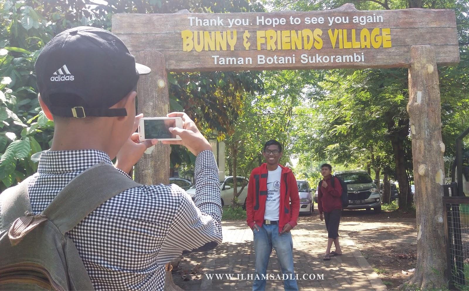Bingung Liburan Kemana Taman Botani Sukorambi Kuy Ilham Sadli Berwisata