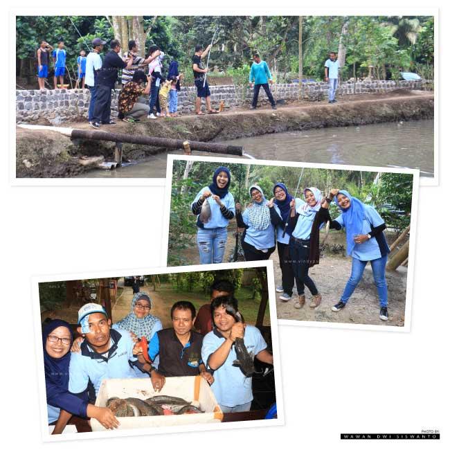 Camping Outbond Taman Botani Sukorambi Jember Mancing Kab