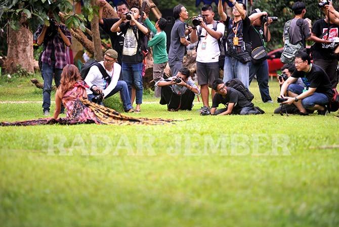 Eksplorasi Foto Taman Botani Sukorambi Radar Jember Sinergi Happy Sunday