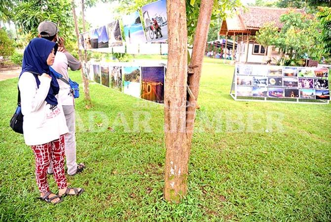 Eksplorasi Foto Taman Botani Sukorambi Radar Jember Sinergi Pameran Fotografi
