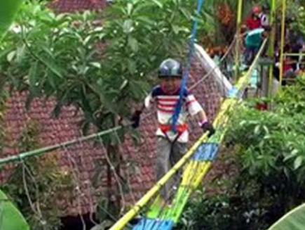 Mohammad Rifa Wisata Edukasi Taman Botani Sukorambi Jember Terletak Jalan