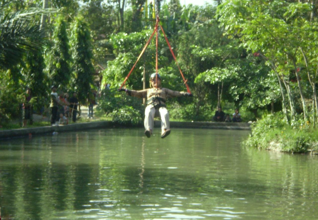 Taman Botani Sukorambi Botanical Garden Blusukan Jember Lokasi Berada 7