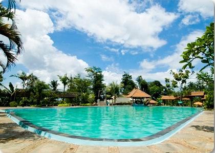 Taman Botani Sukorambi Jember Rekreasi Belajar Tempat Wisata Kolam Pemandian