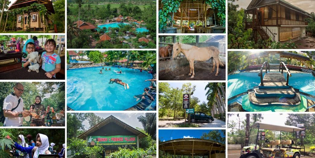 Taman Botani Sukorambi Jember Trip Jalan Kab