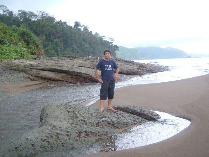 Bandealit Beach Taman Nasional Meru Betiri Jember Jawa Timur Kab