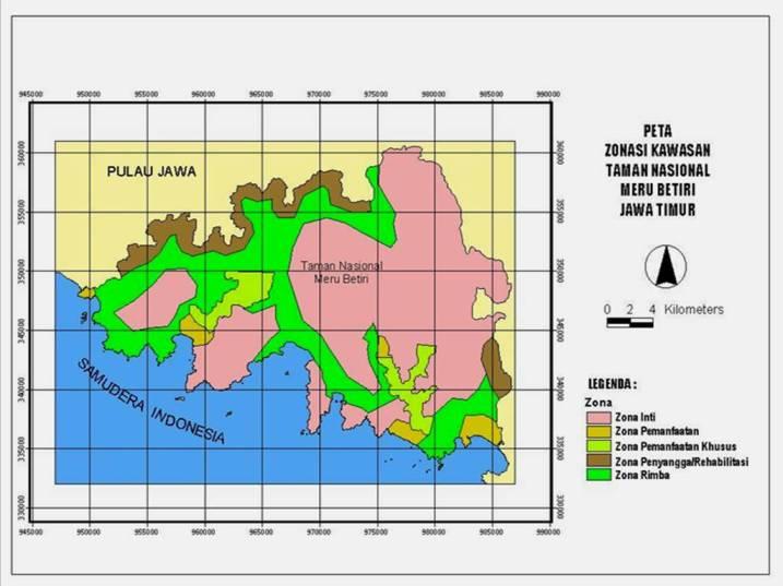 Hari Yuswadi Cahyoadi Bowo Kelembagaan Das Peta Zonasi Kawasan Taman