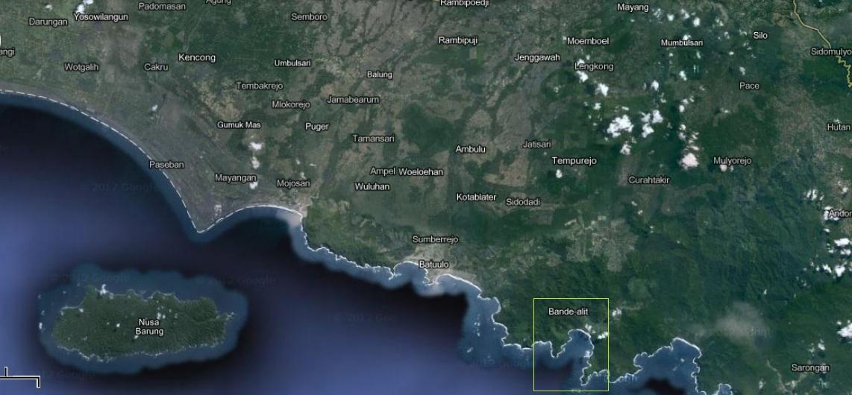 Jalan Pantai Bandealit Taman Nasional Menceritakan Kembali Pengalaman Berada Meru