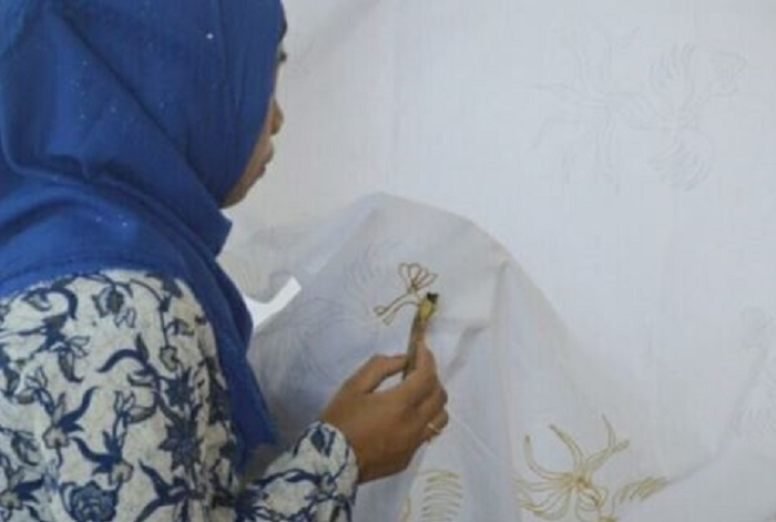 Jember Miliki 13 Motif Batik Meru Betiri Jatim Raya Jatimraya