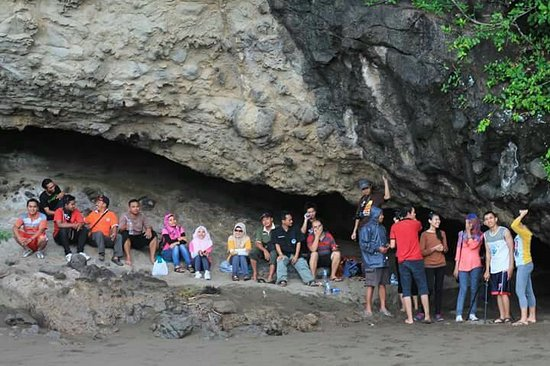 Pantai Bandealit Tersembunyi Kawasan Taman Nasional Beach Merubetiri Jember Info