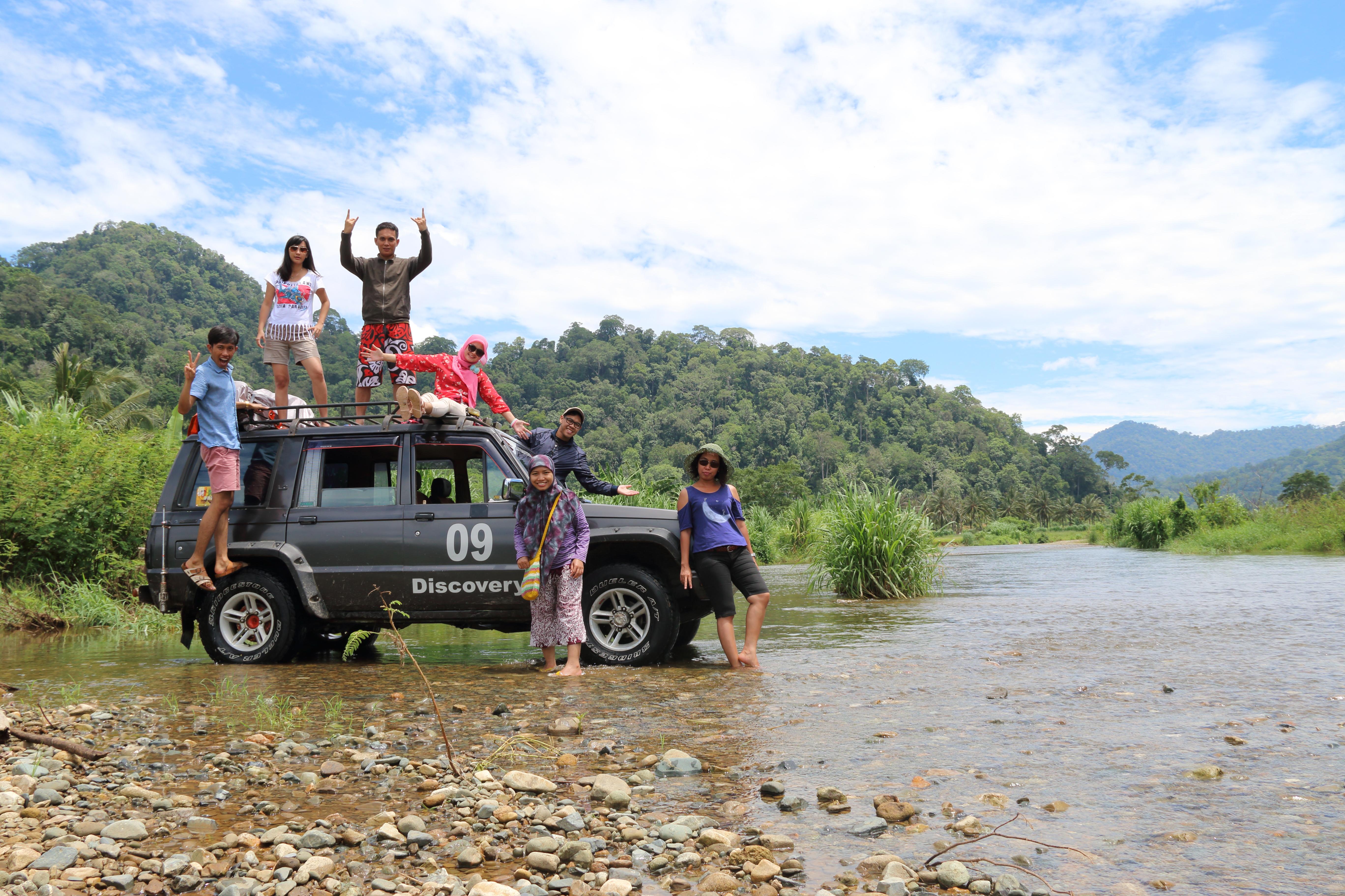 Taman Nasional Meru Betiri Adventure National Park Kab Jember