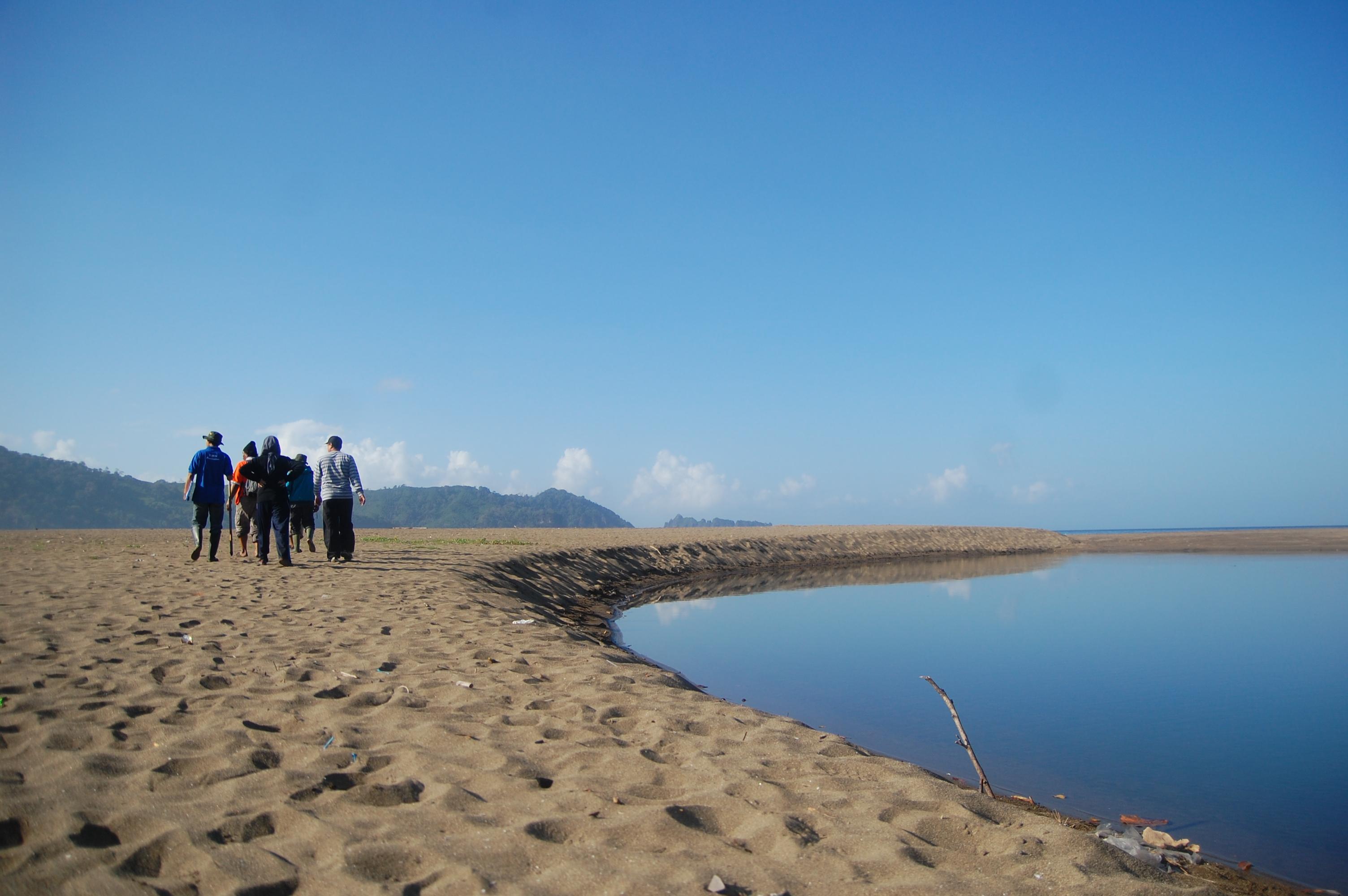 Taman Nasional Meru Betiri Eko Agus Uji Penilaian Sumber Daya