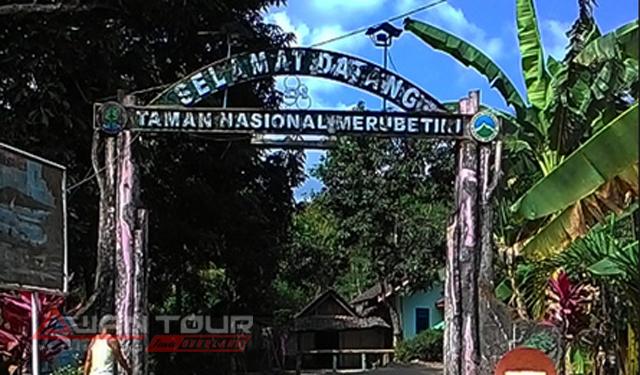 Taman Nasional Meru Betiri Id Awantour Kab Jember