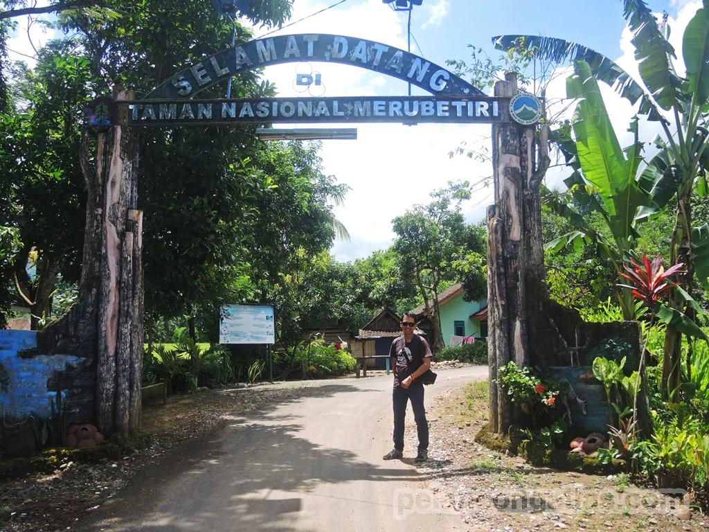 Terabaikan Taman Nasional Meru Betiri Pelancongatas Kab Jember