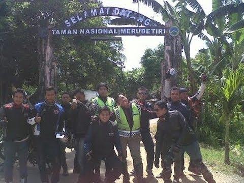 Touring Tantang Nyalimu Hssc Taman Nasional Meru Betiri Pantai Bandealit