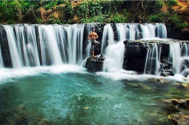 Desa Ledokombo Ayo Tanoker Wisata Ait Terjun Kab Jember