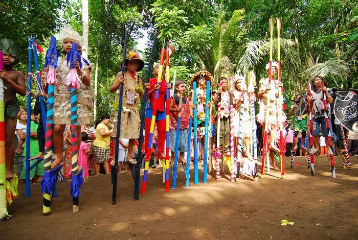 Jember Information Centre Event Festival Tanoker Ledokombo Kab