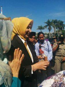 Kampung Wisata Belajar Ledokombo Tanoker Souvenir Boneka Egrang Kab Jember