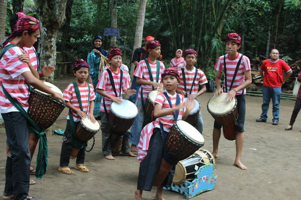 Kilas Balik Pgn 2013 Part 6 City Tour Tanoker Ledokombo