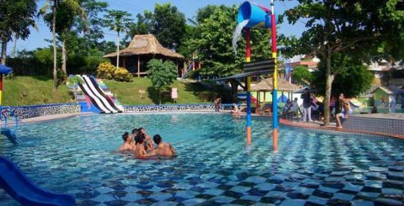 45 Tempat Wisata Terbaik Jember Sekitarnya Mumbul Garden Waterboom Niagara