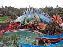 Daftar Tempat Wisata Indonesia Wikipedia Bahasa Tiara Park Waterboom Niagara