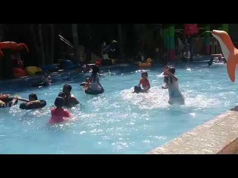 Kolam Renang Dira Youtube Waterboom Niagara Kab Jember