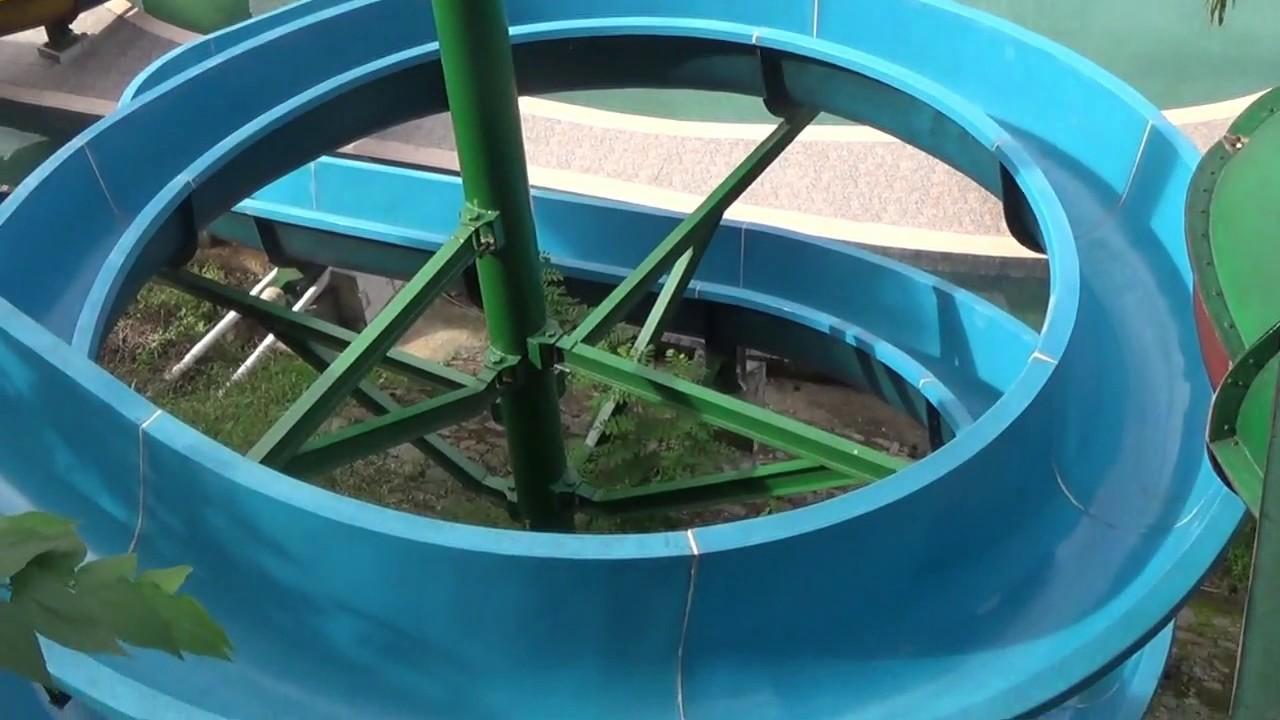 Nongai Waterboom Pakusari Jember Youtube Niagara Kab