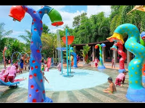 Pesona Wisata Indonesia Dira Park Ambulu Jember Youtube Waterboom Niagara