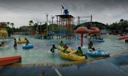 Waterboom Trip Jalan Harga Tiket Masuk Legend Waterpark Kertosono Nganjuk