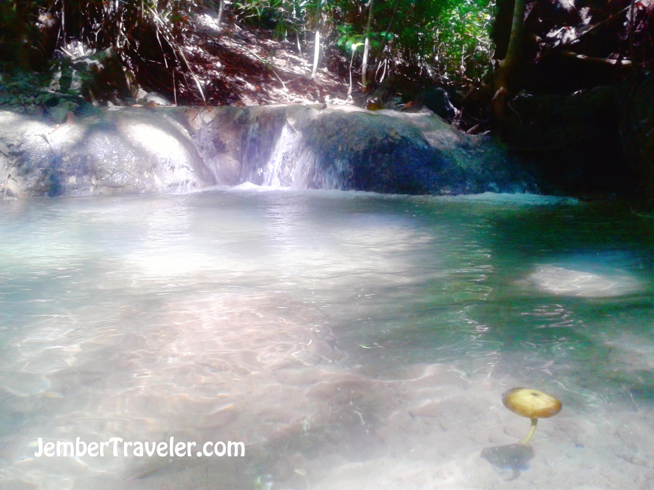 Air Terjun Maelang Jember Traveler Aliran Bawah Wisata Alam Simbat