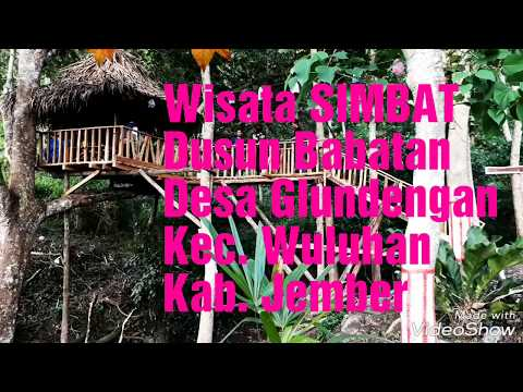 Download Iwg Simbat Babatan Glundengan Batyoutube Wisata Alam Kab Jember