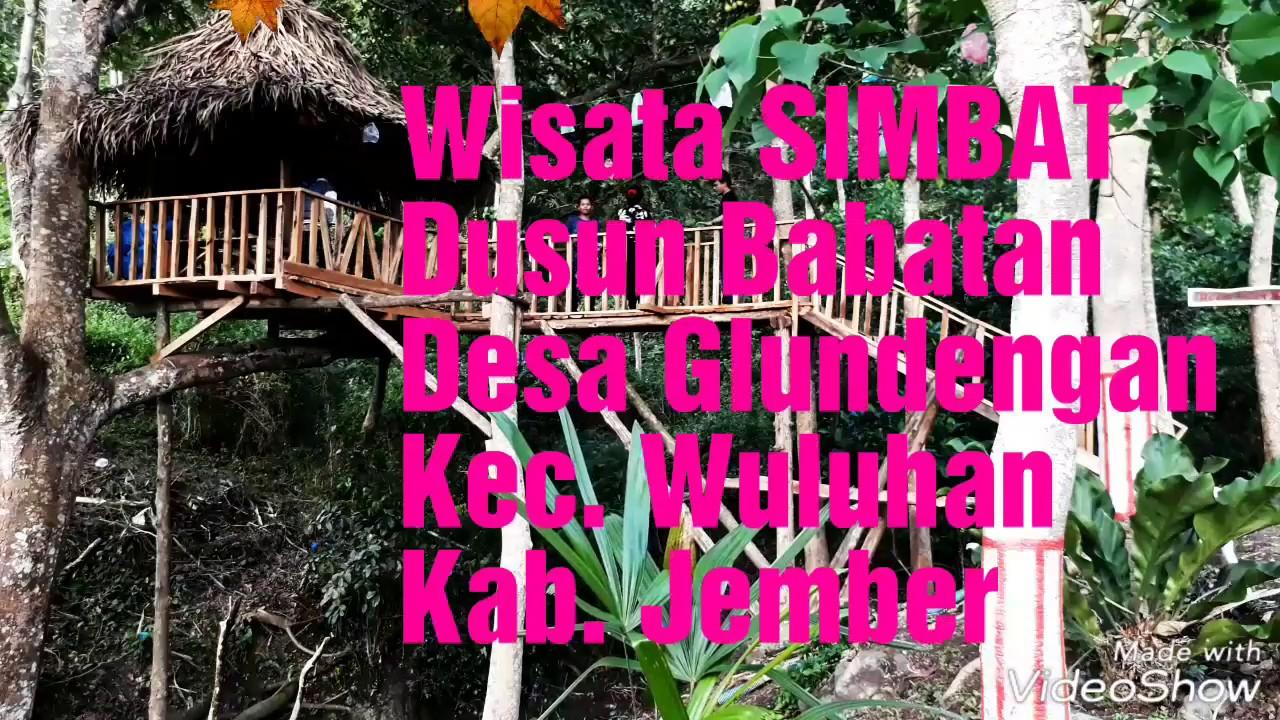 Iwg Simbat Babatan Glundengan Youtube Wisata Alam Kab Jember