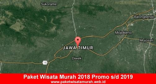 Paket Wisata Jawa Timur Murah 2018 2019 Alam Simbat Glundengan