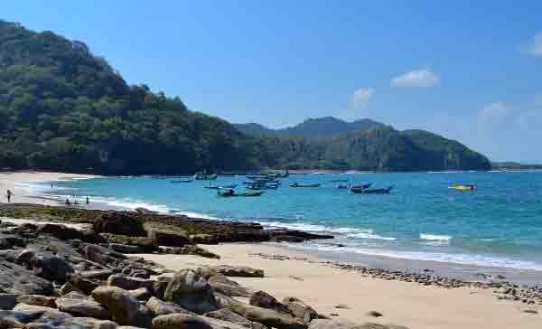 Tempat Wisata Jember Terbaru 2018 Biaya Murah Meriah Pantai Papuma
