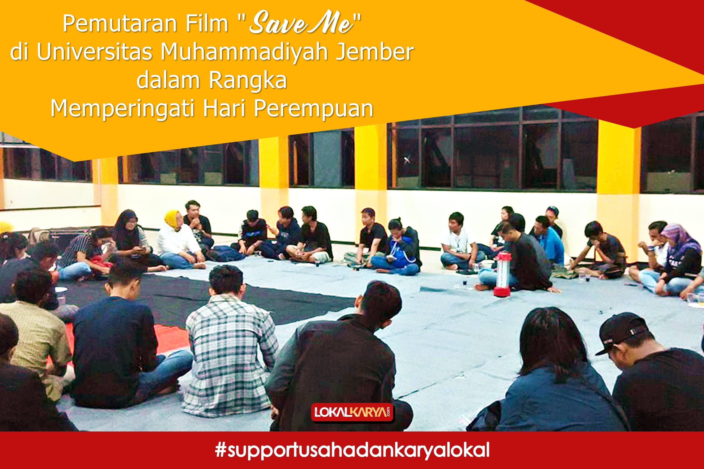 Wana Wisata Simbat Wuluhan Lokal Karya Pemutaran Film Save Universitas