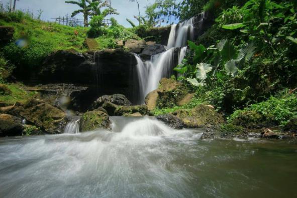 45 Tempat Wisata Terbaik Jember Sekitarnya Air Terjun Sumber Salak