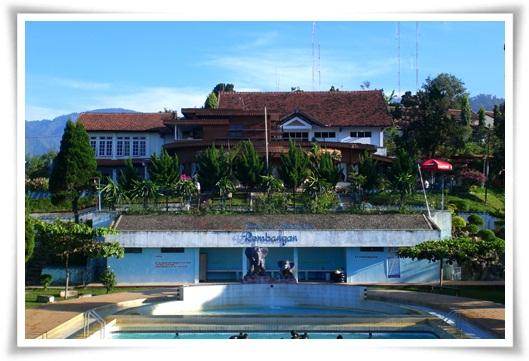 Dokter Blogging Wisata Jember Hotel Rembangan Warung Air Glantangan Kab