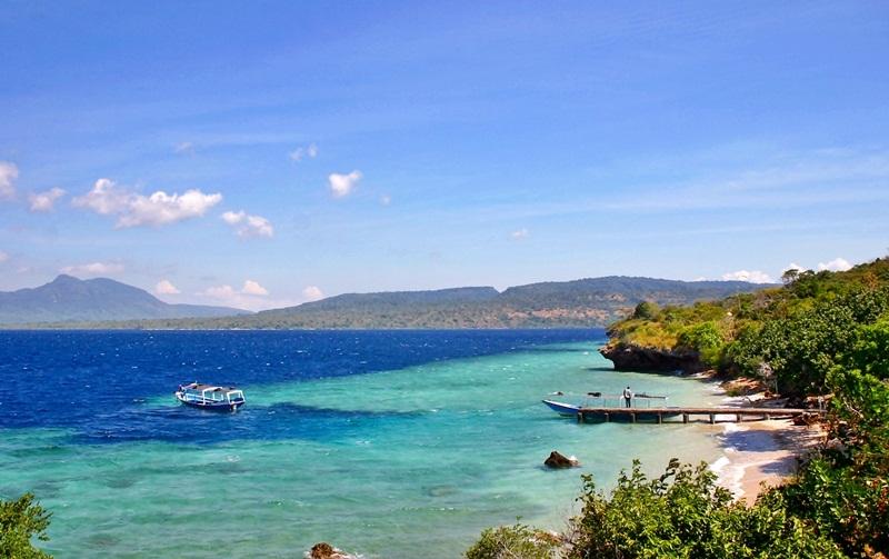 Indahnya Indonesiaku Taman Nasional Bali Barat West National Kab Jembrana