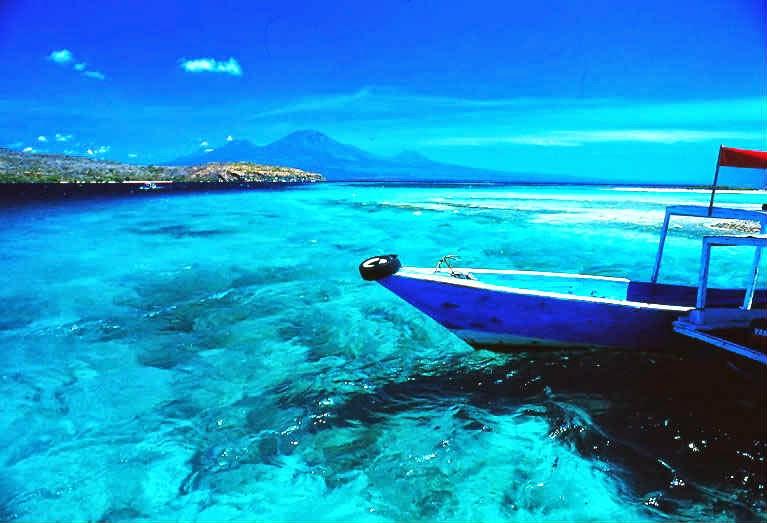 Indahnya Indonesiaku Taman Nasional Bali Barat West National Park Kab