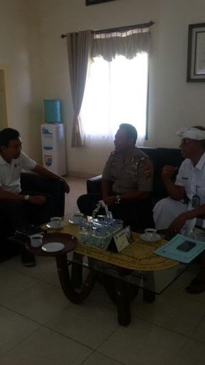 Kasat Binmas Jembrana Laksanakan Kegiatan Sambang Tnbb Kab Polres Akp