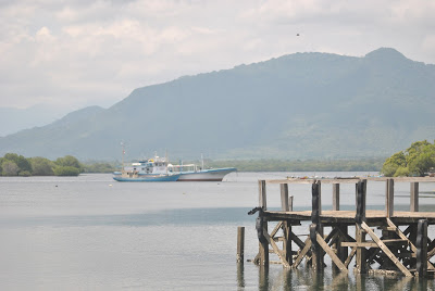 Panorama Indah Teluk Gilimanuk Kelurahan Kec Melaya Kab Jembrana Bali
