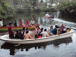 Pemerintah Daerah Kabupaten Jembrana Taman Wisata Air Gumbrih Nasional Bali