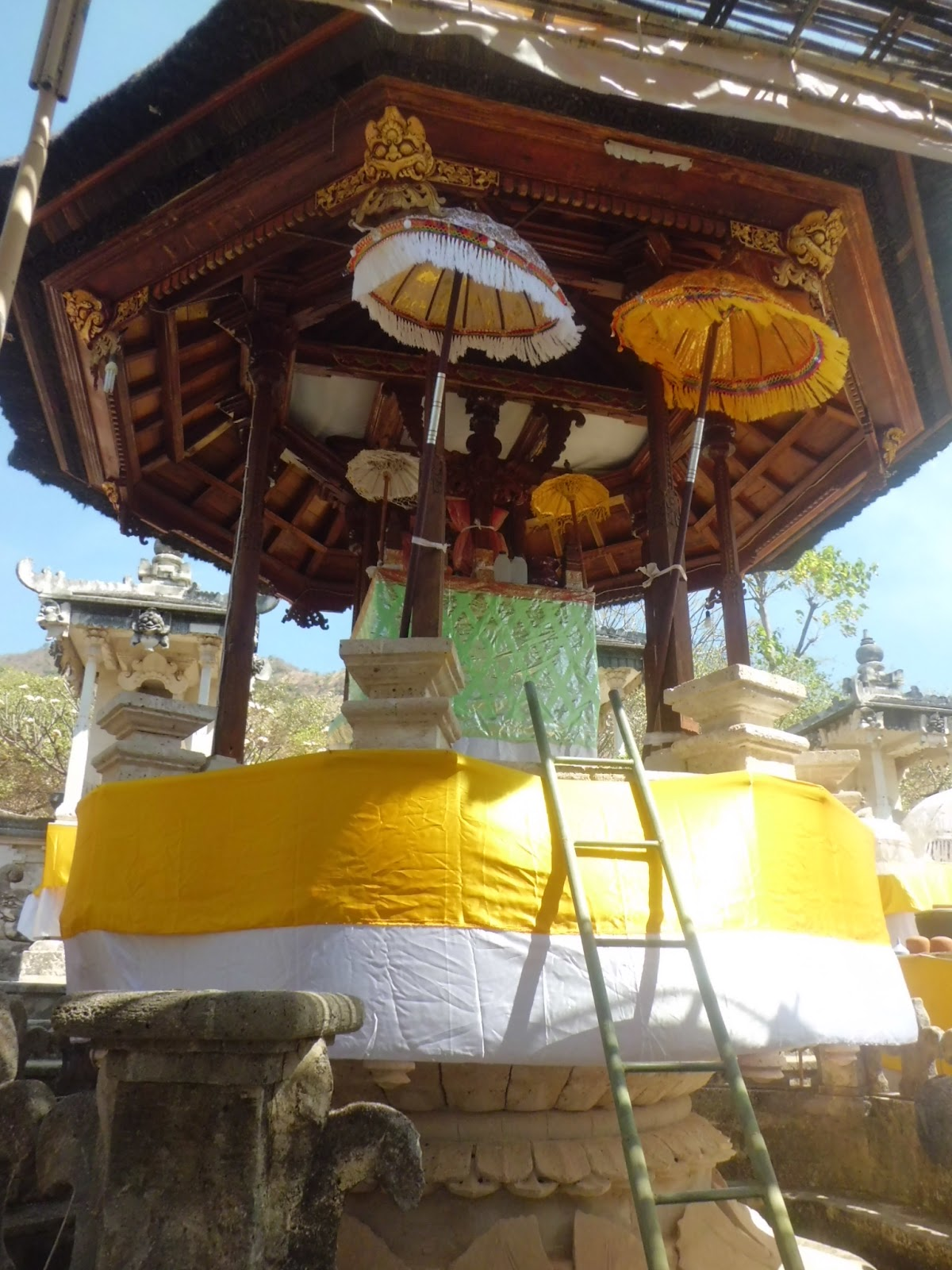 Taman Nasional Bali Barat Wayan Suyasa Kawasan Sedemikian Keringnya Hingga