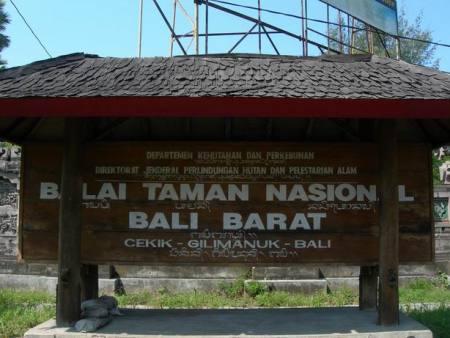 Taman Nasional Bali Barat Wisata Kab Jembrana