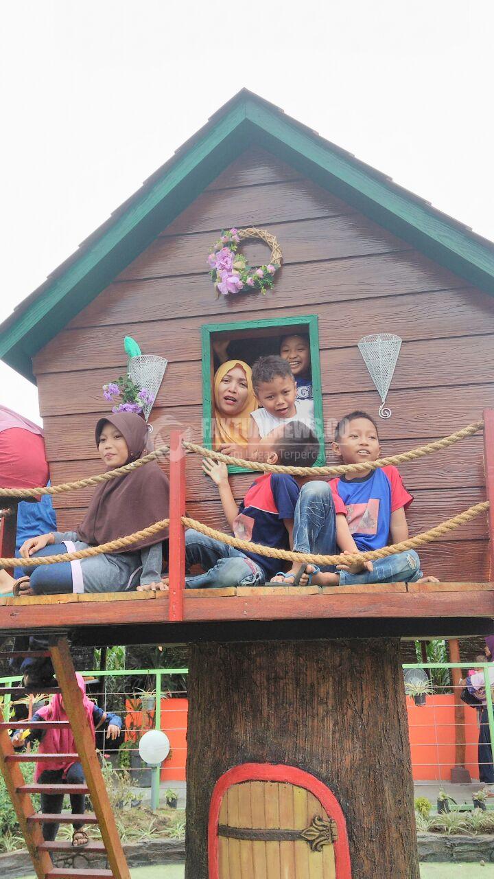 Agrowisata Bale Tani Bareng Jombang Instagramable Abis 2 Kab