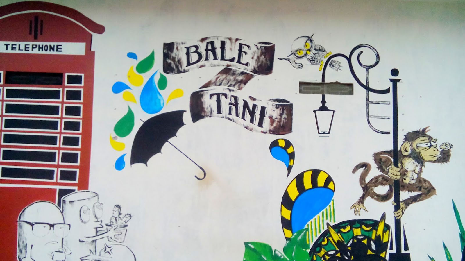 Agrowisata Bale Tani Bareng Jombang Instagramable Abis Kab
