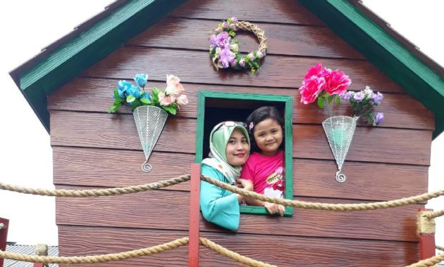 Harga Tiket Masuk Lokasi Bale Tani Jombang Agrowisata Hits Spot
